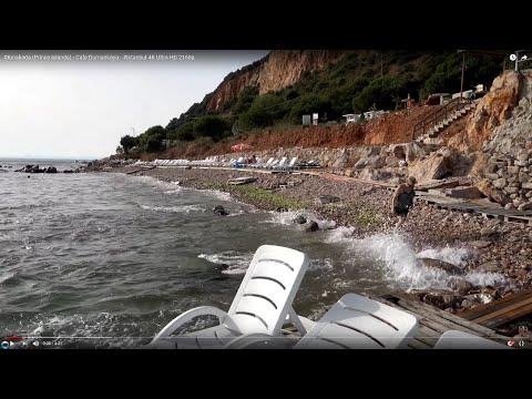 Kınalıada - Istanbul 4K Ultra HD 2160p