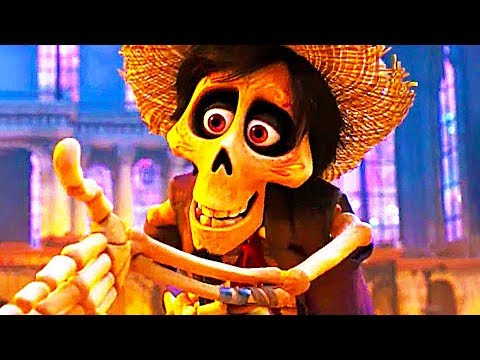 """COCO """"Miguel discovers the Land of the Dead"""" Movie Clip ✩ Animation, Disney Movie HD"""
