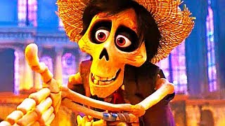 "COCO ""Miguel discovers the Land of the Dead"" Movie Clip ✩ Animation, Disney Movie HD"