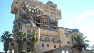 The Twilight Zone Tower of Terror ride at Disney California Adventure Park - HDThrillSeeker