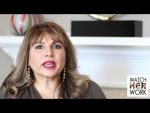 Career Transitions: Utilize Your Skills, Rabia Ilahi | WatchHerWorkTV