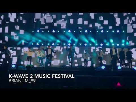 [LIVE] Intro + Sorry Sorry  - Super Junior - K-Wave 2 Music Festival 2018