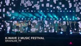 [LIVE] Intro + Sorry Sorry  - Super Junior - K-Wave 2 Music Festival 2018