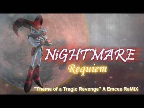 "NiGHTMARE REQUIEM: Reala's ReVenge - ""Theme of a Tragic Revenge"" A Emcee ReMiX  (Throwback Track)"