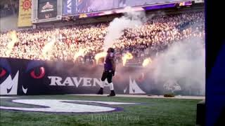 "Baltimore Ravens Pump Up || 2018 - 2019 || ""Seven Nation Army"""