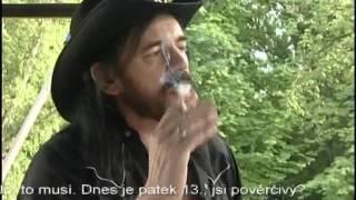 Lemmy Kilmister (interview) - Masters of Rock 2007