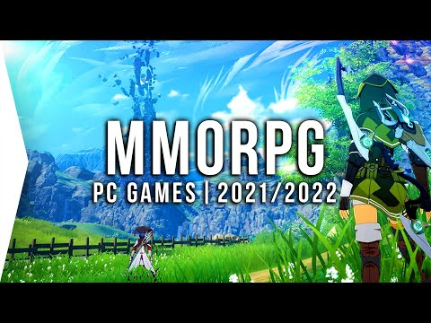 30 New Upcoming PC MMORPG Games in 2021 & 2022! ► The Ultimate List of Online, Multiplayer, MMO thumbnail