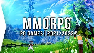 30 New Upcoming PĊ MMORPG Games in 2021 & 2022! ► The Ultimate List of Online, Multiplayer, MMO