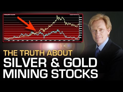 The Truth About Silver & Gold Mining Stocks - Mike Maloney