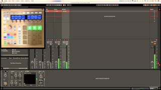 Maschine Template & Ableton Live 9 - Jazz House Deconstruction - Massive Bass Sound Design