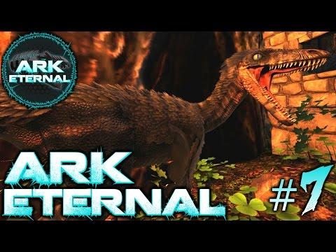 ARK: Eternal #7 - Ein Prime Troodon & seine OP Kinder jagen uns!   LP Ark Deutsch