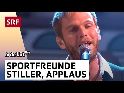 Sportfreunde Stiller mit Applaus, Applaus - SRF bi de Lüt - Live