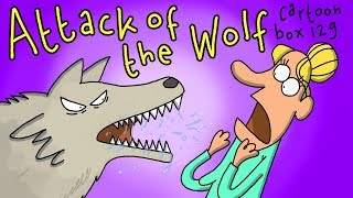 Attack Of The Wolf | Cartoon Box 129 | by FRAME ORDER | Funny new CARTOON BOX episode