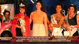 Fue Un éxito La 44° Edición De La Fiesta De La Galleta