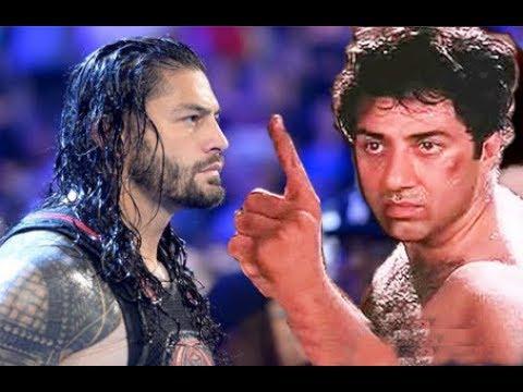 Roman Reigns VS Sunny Deol | tarikh pe...