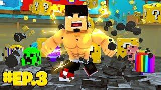 Minecraft: FORÇA MAXIMA - SURVIVAL POINTS Ep.3 ‹ EduKof Games ›