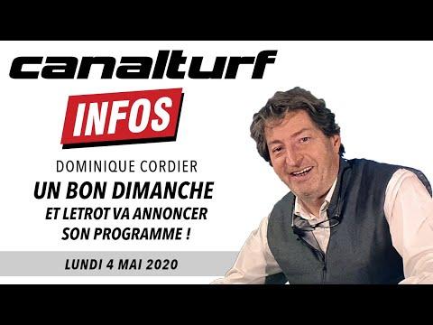 Unibet Turf Club du Lundi 4 mai 2020