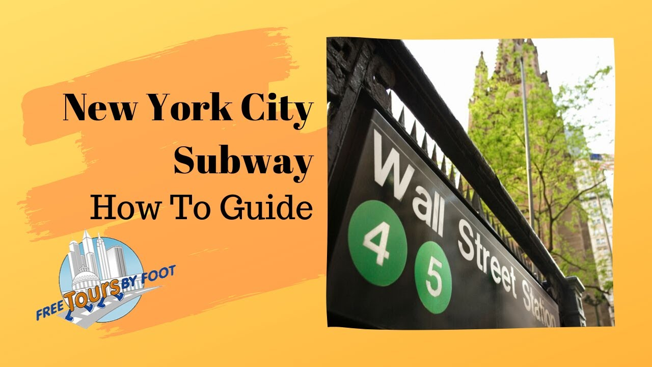 Nyc Subway Map Express Trains.8 Top Tips On Navigating The New York City Subway Free Tours By Foot