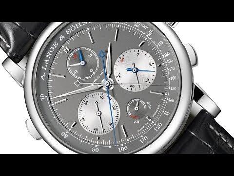 The $150,000 A. Lange & Sohne Triple Split Chronograph | RANT&H