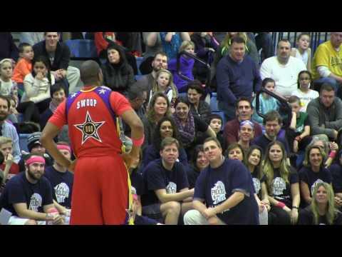 Sandwich U-Knight-ed vs. The Harlem Wizards - HIGHLIGHTS