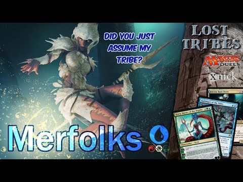 [Magic Duels] The Lost Tribes of the Merfolks