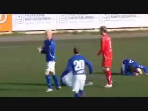 Stjarnan Iceland: All funny celebrations so far