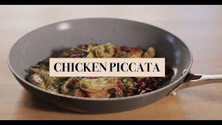 """Fabio's Kitchen: Viking Appliances HQ Episode 1, """"Chicken Piccata"""""""