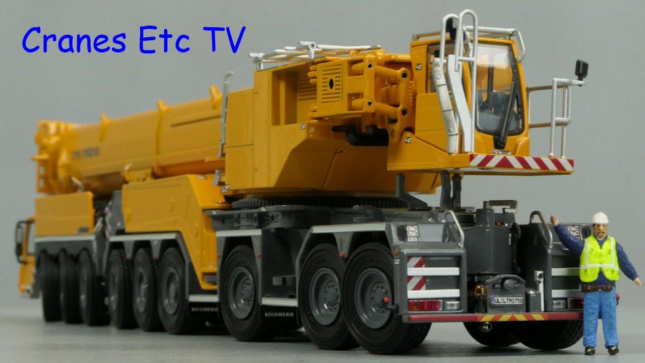 Liebherr LTM1750 9.1 Hareket WSI Models wsi 71-2011