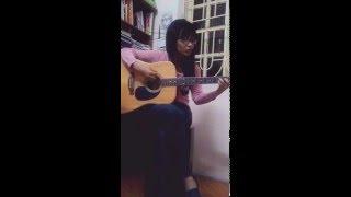 Khúc yêu thương - guitar cover by Sami