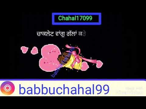 Sheli khendi mithe vich ki laouge (pariyan) punjabi song status viva videos [ whatsapp status ]