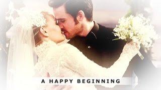 a happy beginning | hook + emma (6x20)