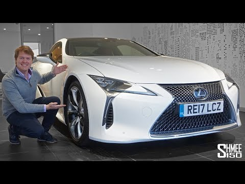 THIS is the Lexus LC 500 Sport+! | REVIEW