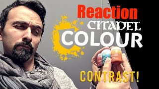 Citadel Colour Contrast Paint Reaction MiniWarGaming Vito