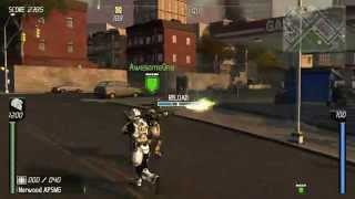 EDF Mission 1 Level 8 Quest LP