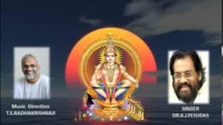 SWAMY SUPRABHATHAM.(Ayyappa Devotional) Dr.K.J.Yesudas   T.S.Radhakrishnaji (Music)