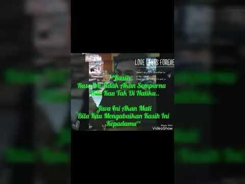 JUSAMI BAND - Mantan Terindah (Karaoke) Clip A 1303 N