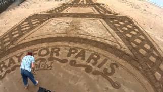Pray for Paris - Torquay Sandman