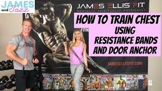 How To Train Chest    Resistance Bands Exercises    Door Anchor    Exercise Demonstrations    Chest