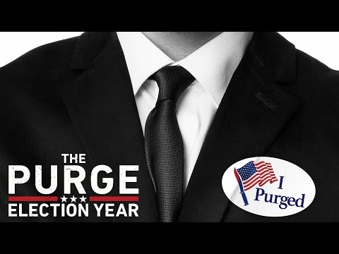 The Purge Election Year -  Official Trailer 2 HD