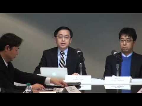 China-Japan Dialogue: Beyond the Territorial Dispute_part 1