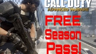 COD AW: FREE Season Pass DLC Method! (Call Of Duty Advanced Warfare Tips)