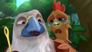 Pada Zaman Dahulu Musim 3 - Ayam Dan Helang  Bah. 2