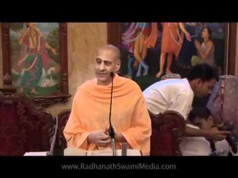 11-021 Advent Of Lord Sri Caitanya Mahaprabhu-1 by HH Radhanath Swami