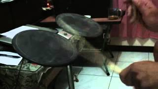 Sticking Triple Stroke By Thomas Gunawan Sandjaya - IKATAN DRUMMER INDONESIA
