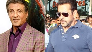 Whoa! Sylvester Stallone Wants To Cast Salman Khan For Expendables Series