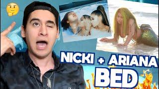 Baixar Nicki Minaj - Bed ft. Ariana Grande | REACCIÓN