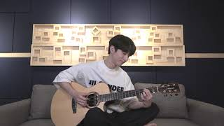 (Kenshi Yonezu) Peace Sign - Sungha Jung - My Hero Academia Op 2