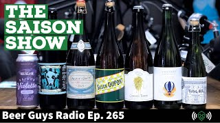 The Saison Show - Origins, Style Profile, and Homebrewing Tips