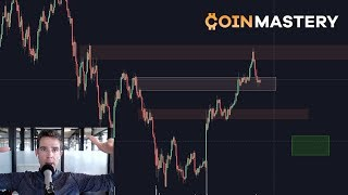 Volatility + Bitcoin - Pulling Back? News & Cognitive Bias, Big Money, Selling The Story - Ep192
