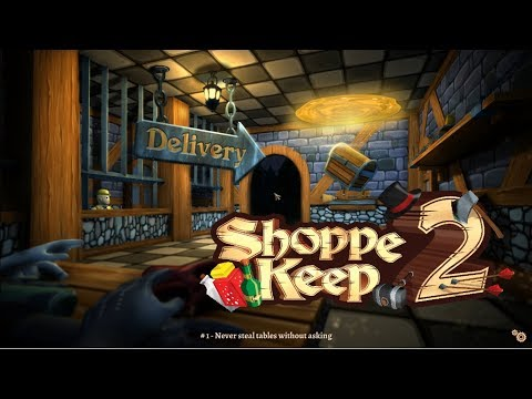 Shoppe Keep 2 Early Access |